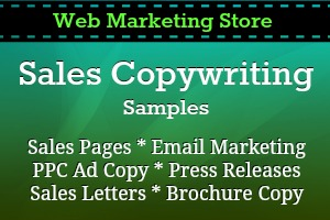 Portfolio for SEO Copywriter